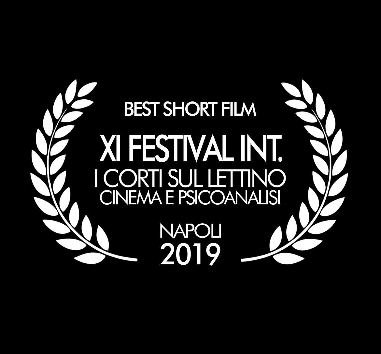 XI Festival Int. Cinema e Psicoanalisi Miglior Cortometraggio